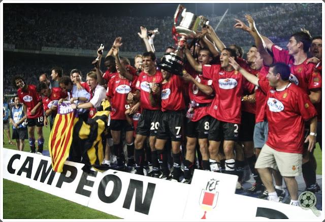 Mallorca Campeón Copa Del Rey