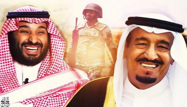 تقرير بريطاني يكشف حجم الأموال التي تقتطعها العائلة السعودية المالكة من الميزانية,بالصور والأرقام