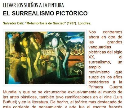 http://aprendersociales.blogspot.com.es/2007/05/llevar-los-sueos-la-pintura.html