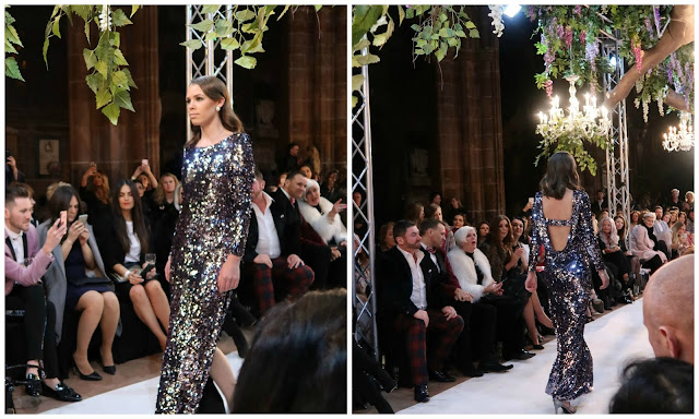 Matthew O'Brien, fashion show, cathedral couture, Danielle Levy, chester cathedral, fashion, couture fashion,