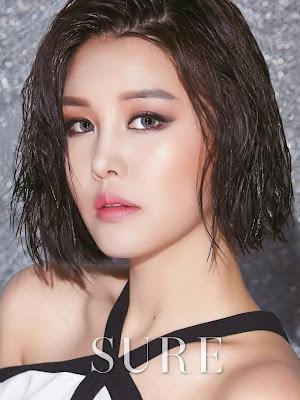 Park Eunji Sure March 2016