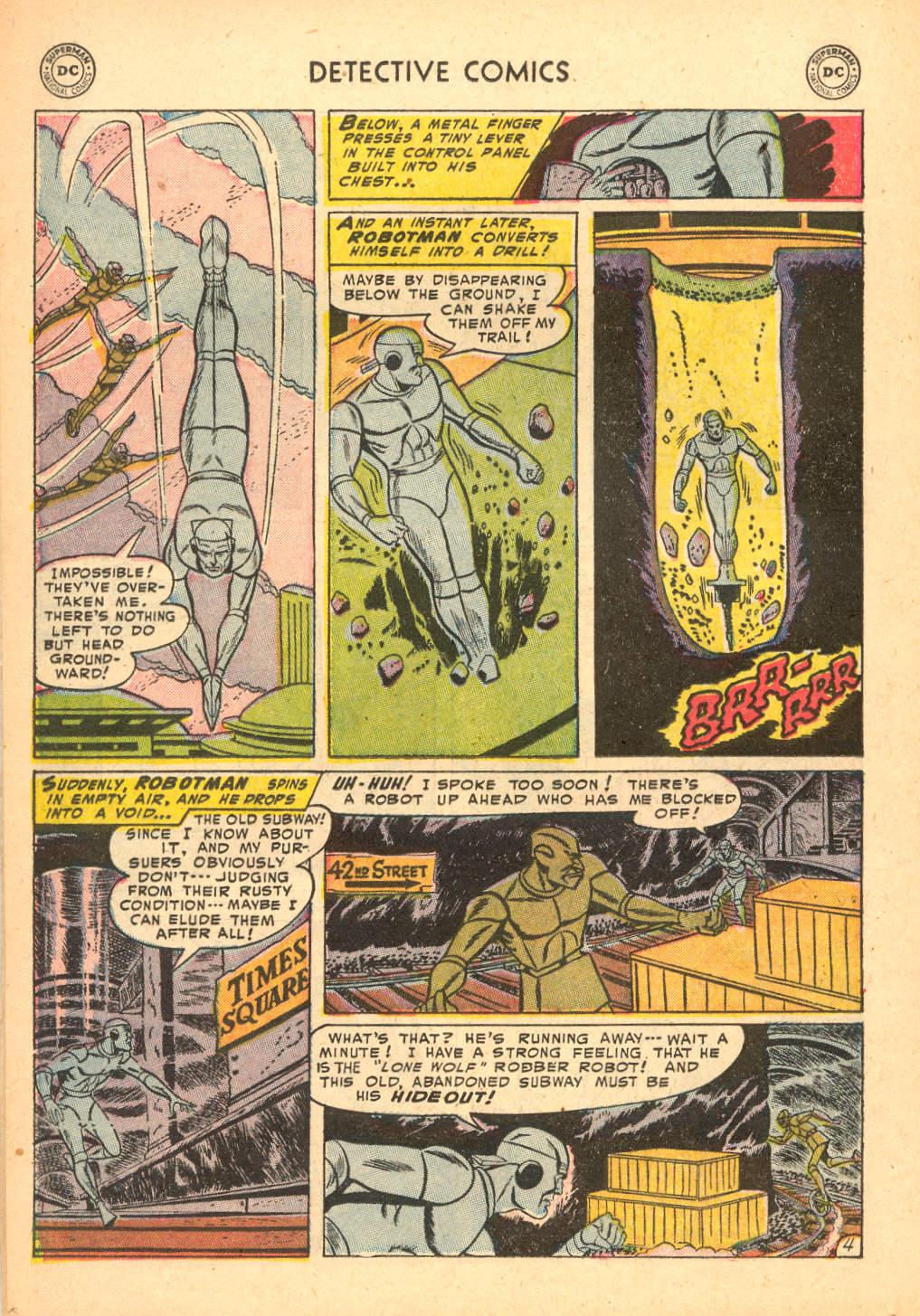 Detective Comics (1937) 199 Page 22
