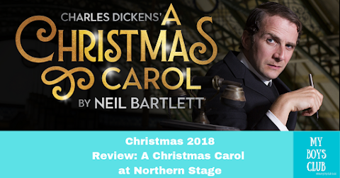 Christmas 2018: A Christmas Carol - Northern Stage (AD)