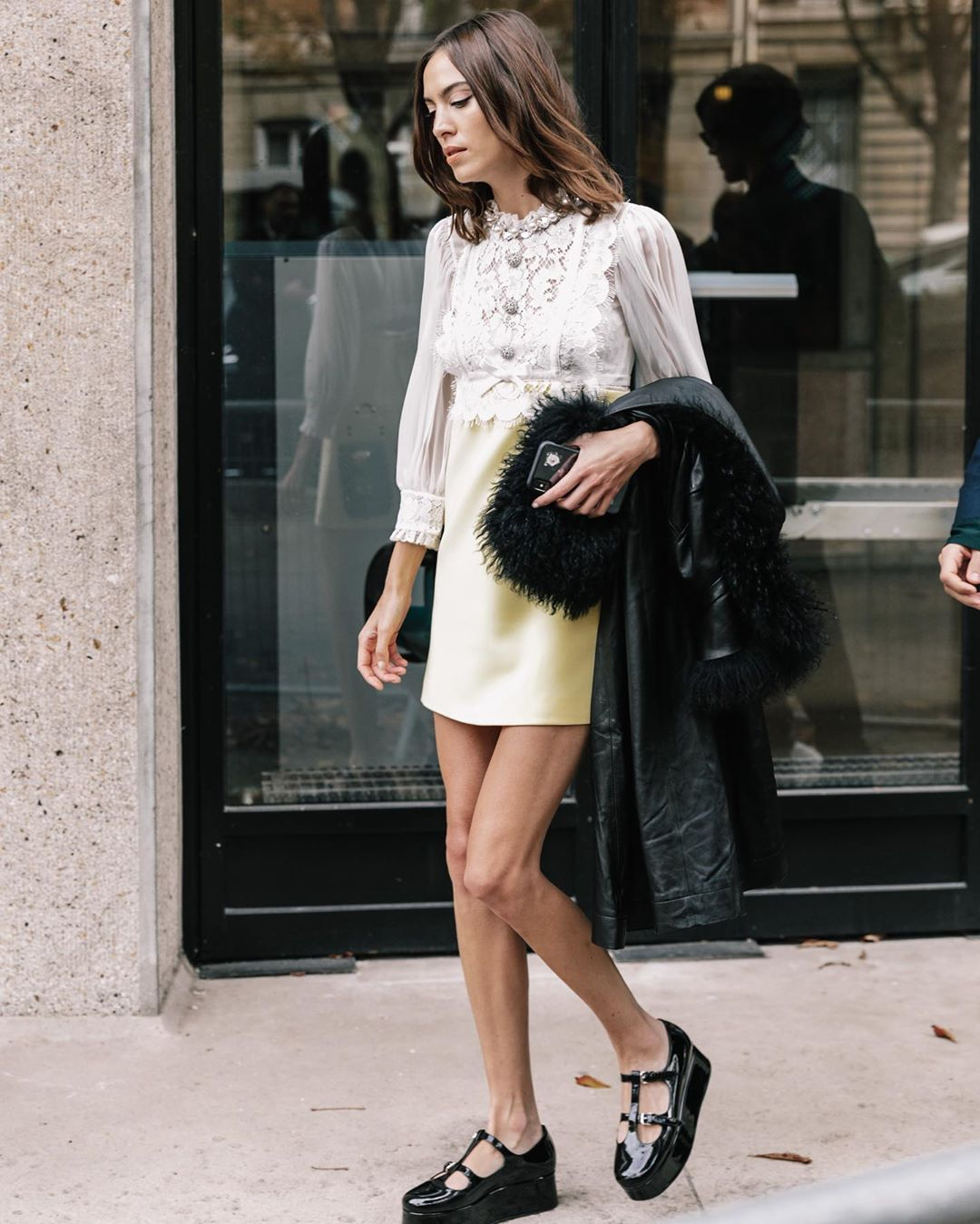 We Love These Chic School Girl-Inspired Outfits — Alexa Chung Street Style