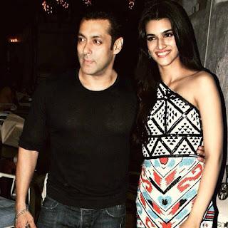 Kriti Sanon Bollywood Actress Biography, Hot HD Photos With Salman Khan