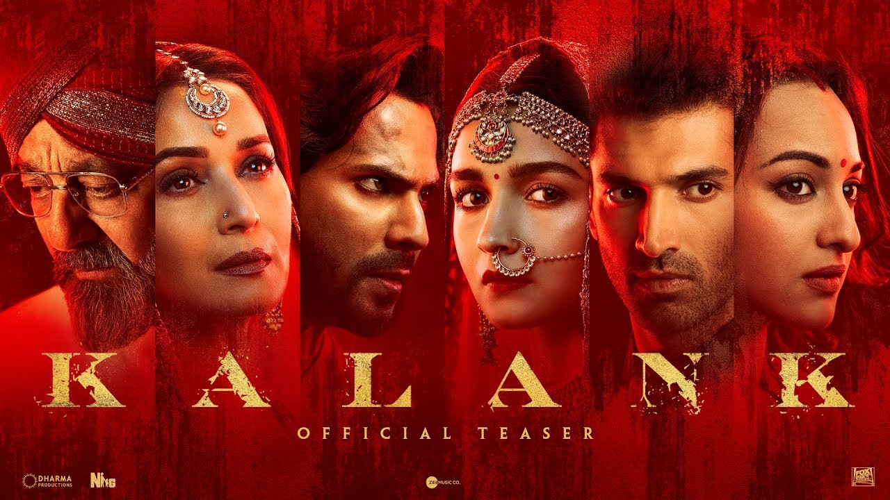 Kalank box office collection till now