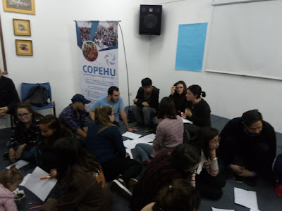 La CoPeHU lanza Guía para la paz y la no-violencia desde una metodología experiencial