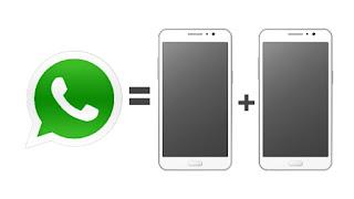 अब आप दो mobile में एक साथ चला सकते हैं WhatsApp