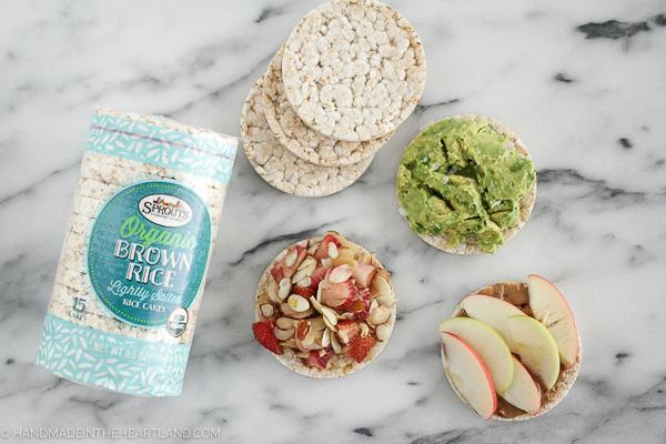 easy healthy snacks