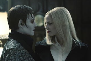 dark shadows-johnny depp-eva green