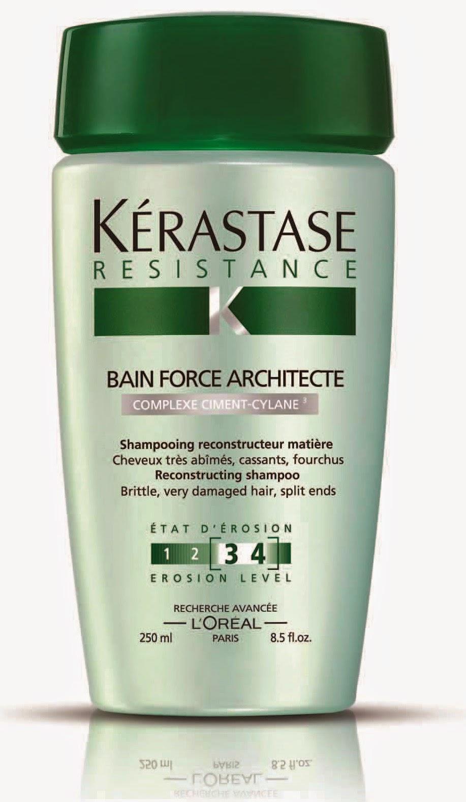 Bain Force Architecte Kérastase