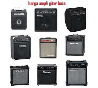Harga Amplifier Bass Gitar