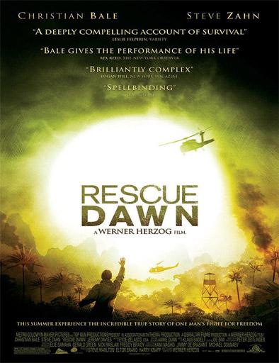Ver Rescate al amanecer (Rescue Dawn) (2006) Online