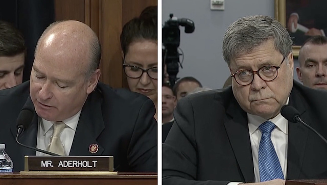 The single-sentence Russia bombshell that Attorney General Barr delivered to Congress