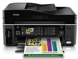 Epson WorkForce 610 Driver Download - Windows, Mac, linux, free