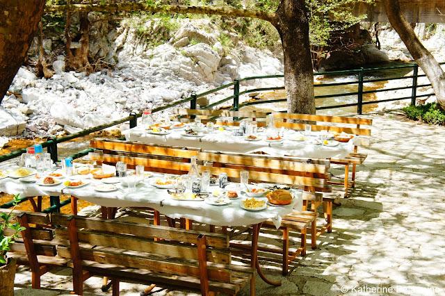 Agrafa Taverna Tripology Adventures Off-Road Trip Central Greece