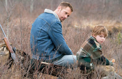 Hold the Dark Netflix movie still Alexander Skarsgard