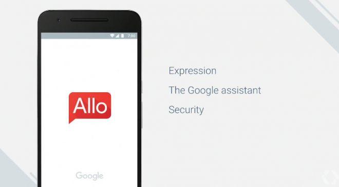 Allo è la nuova App di messaggistica istantanea di Google HTN