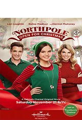 Northpole: Open for Christmas (2015) BRRip 720p Latino AC3 2.0 / Español Castellano AC3 2.0 BDRip m720p