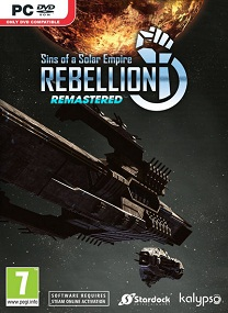 Sins of a Solar Empire Rebellion Remastered PROPER-PLAZA