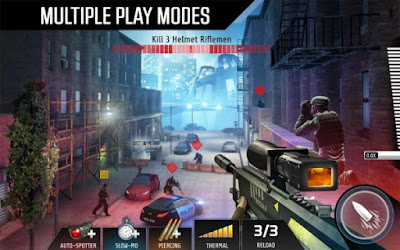 Kill Shot Bravo Mod Apk v1.7.2 (Unlimited Ammo)