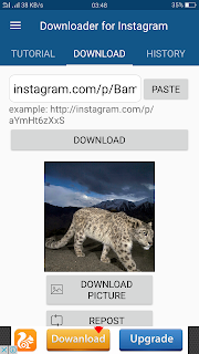 Cara Download Gambar Dan Video Di Instagram