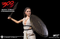 "Figuras: Abierto pre-order de My Favorite Movie Series Queen Gorgo de ""300"" - X-Plus"
