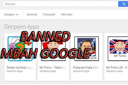 Apes!! Akun Google Play Console ku di Banned Google