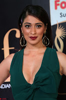 Laxmi Rai in a Deep neck Beautiful Green Gown Cute Actress Laxmi Rai ~  080.JPG