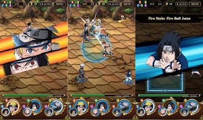 Download Ultimate Ninja Blazing Apk MOD Latest Version