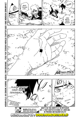 Manga Boruto: Naruto Next Generation chapter 23 Bahasa Indonesia