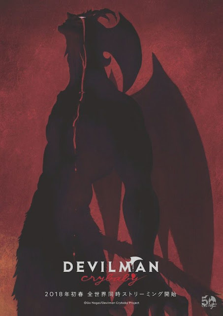 Devilman - Crybaby (2018-) ταινιες online seires oipeirates greek subs
