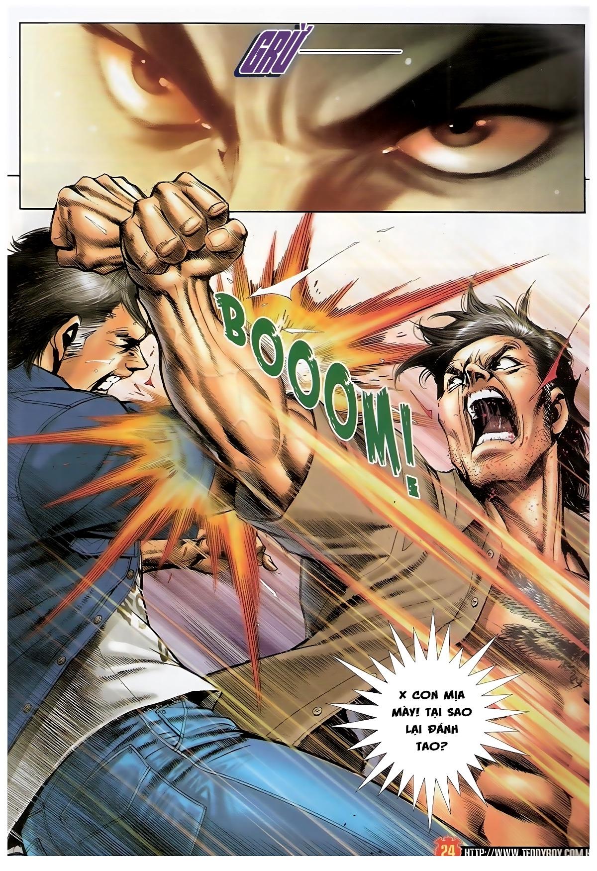 Người Trong Giang Hồ - Chapter 1545: Mượn dao giết người - Pic 22