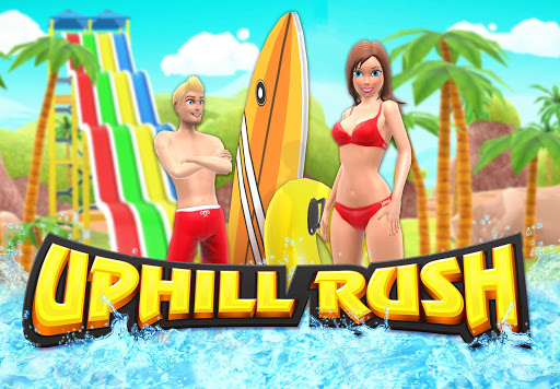 Download games android mod Uphill Rush Racing Apk