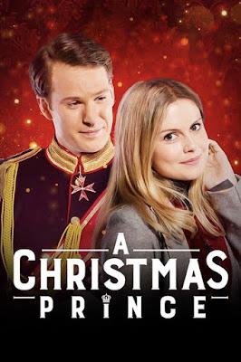 A Christmas Prince Netflix poster