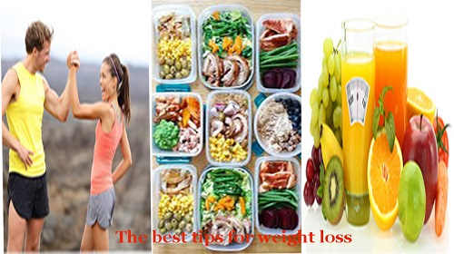 The Best Tips for Weight Loss