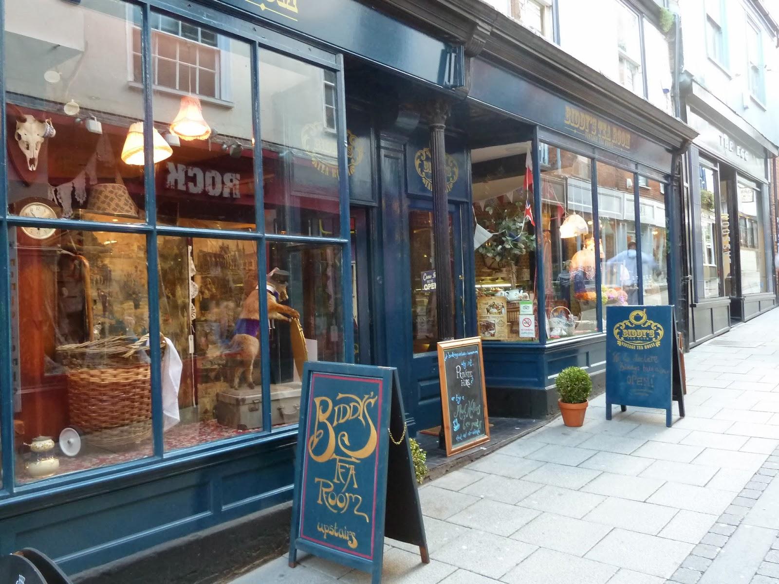 A Gastrono Geeks Guide Biddy S Tea Room Norwich