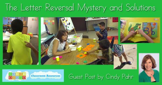 The Letter Reversal Mystery and Solutions