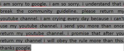 Cara memulihkan video youtube yang tidak dapat diuangkan (dismonetize) | Bagaimana mengatasi SUSPEND??