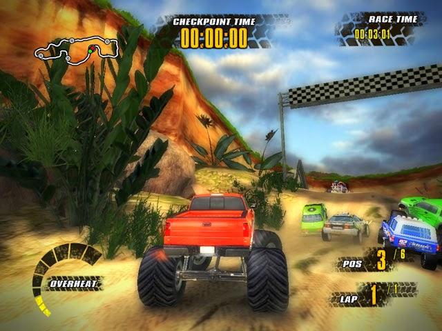 Image result for لعبة Offroad Racers