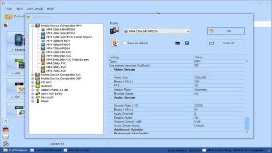 Format Factory screenshot 2