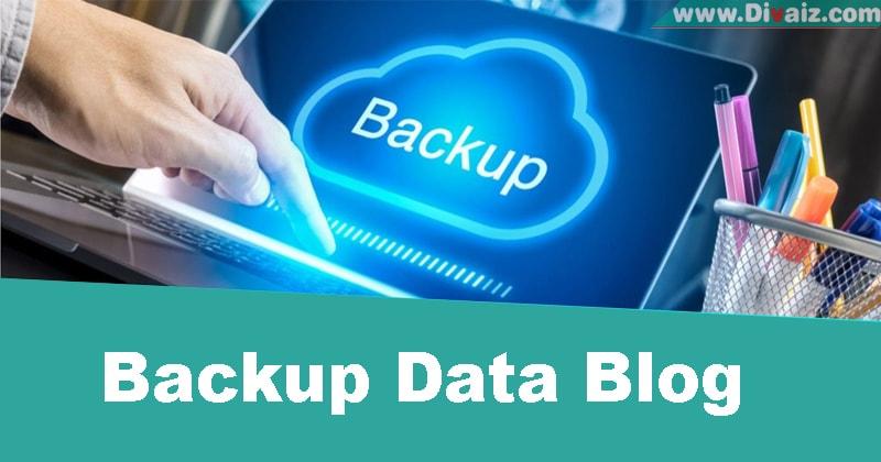 Cara Backup Semua Artikel dan Template Blog