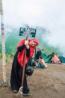 Pendakian Gunung Pundak Via Tahura