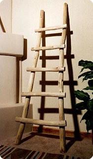 The Naptime Goddess Diy Kiva Ladder