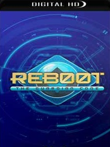 ReBoot – The Guardian Code 2018 1ª Temporada Completa – Torrent Download – WEBRip 720p Dual Áudio