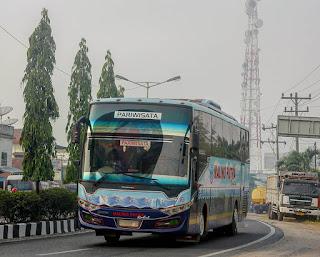Harga Tiket Bus Malino Putra Kencana
