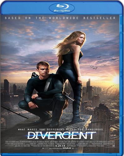 Divergent [BD25] [2014] [Latino]