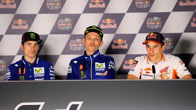 3 Pembalap yang Berpeluang Menjadi Juara MotoGP