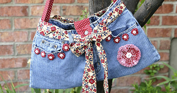 ideas para reciclar ropa vieja