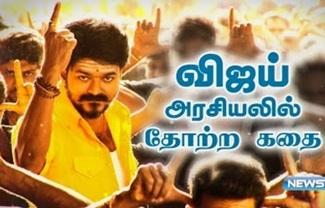 Actor Vijay's Political Struggles   News 7 Tamil